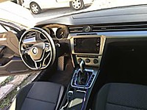SERVİS BAKIMLI ÖZEL RENK Volkswagen Passat 1.6 TDi BlueMotion Impression