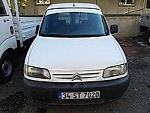UZTAŞ OTOMOTİV DEN 2001 CİTROEN BERGİNHO 1.9 DİZEL PANELVAN Citroën Berlingo 1.9 D