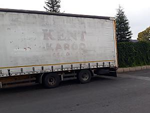 2008 MODEL KAMYON RÖMORK