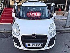 YÜCE AUTO DAN 2012 FİAT DOBLO ELEGANCE 105 HP Fiat Doblo Combi 1.6 Multijet Elegance