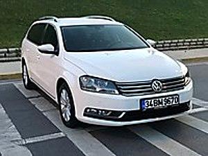 DORUK OTOMOTİV 2O13 PASSAT VARİANT 1.6 TDİ COMFORTLİNE DSG Volkswagen Passat Variant 1.6 TDi BlueMotion Comfortline
