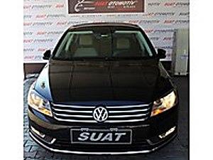 SUAT PLAZA DAN 2012 1.6 DSG 38 BİN KM DE SERVİS BAKIMLI KUSURSUZ Volkswagen Passat 1.6 TDi BlueMotion Comfortline