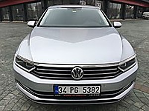 2015 PASSAT 1.6 TDI DSG İLK SAHİBİ YETKİLİ SERVİS BAKIMLI TEK EL Volkswagen Passat 1.6 TDi BlueMotion Comfortline