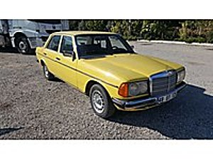 ATOM OTOMOTİV DEN 1977 MODEL 123 KASA 230 BENZİN LPG ÇEKİ KANCA Mercedes - Benz 123 123