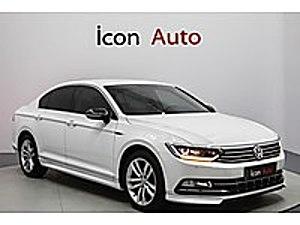 İCON AUTO - HATASIZ - R LİNE - HAYALET - MASAJ - ISITMA -NUBUK Volkswagen Passat 1.6 TDi BlueMotion Highline