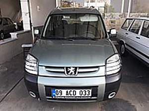 2010 MODEL 103 BİNDE 1.6 ADVENTURE PARTNER Peugeot Partner 1.6 HDi Adventure
