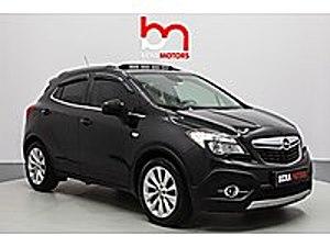 OTOMATİK-OPEL-MOKKA-HATASIZ-BOYASIZ-COSMO -SUNROOF Opel Mokka 1.6 CDTI  Cosmo