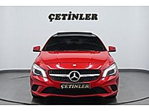 ÇETİNLER DEN 2013 MODEL MERCEDES CLA 200 URBAN Mercedes - Benz CLA 200 Urban