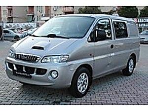 SUNGUROGLUNDAN 2005 MODEL 140 HP KLİMALI OTOMATİK STAREX Hyundai Starex Multiway