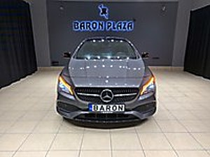 Baron PLAZA Dan 2016 MERCEDES CLA 180 D - AMG - 7G-DCT YENİ KASA Mercedes - Benz CLA 180 d AMG