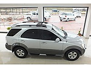 SUR DAN 2006 Kia Sorento 2.5 CRDİ DSL EX Premium 140 hp 4x4 Kia Sorento 2.5 CRDi EX Premium