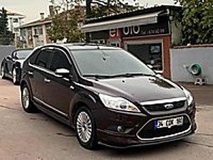 ER OTO DAN 2009 FOCUS DİZEL TİTANİUM HATCHBACK KAZASIZ EKRANLI Ford Focus 1.6 TDCi Titanium