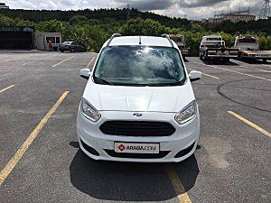2018 Ford - Otosan Tourneo Courier 1.5 TDCI Titanium Plus - 97550 KM