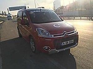 YARISI PEŞİN KALAN KISMINA VADE Citroën Berlingo 1.6 BlueHDI Selection
