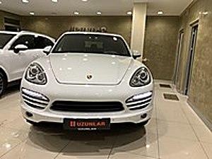DOĞUŞ ÇIKIŞLI 2013 PORSCHE CAYENNE 9.000 KM Porsche Cayenne 3.0 Diesel