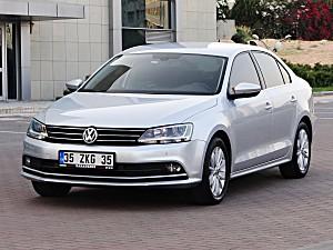 2015 MODEL VW JETTA 1.6 TDI COMFORTLİN 58.000 KM HATASIZ ORJİNAL