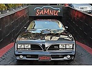 ŞAMNU  DAN 1980 PONTIAC TRANS AM Pontiac Trans Am Trans Am