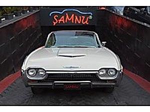 ŞAMNU  DAN 1963 FORD THUNDERBIRD Ford Thunderbird