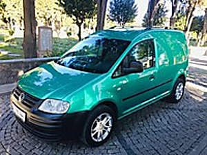 2006 MODEL HATASIZZ   KAZASIZ  SIFIR AYARINDA  190 BİN KM DE Volkswagen Caddy 2.0 SDI Panel Van