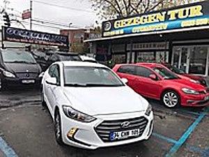GEZEGEN DEN SADECE 9 BIN KM ELANTRA YARI PESIN VADE TAKAS OLUR Hyundai Elantra 1.6 D-CVVT Style