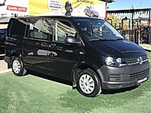 ŞAHİN AUTODAN 2019 TRANSPORTER 2.0 TDİ CİTY VAN SIFIK KM Volkswagen Transporter 2.0 TDI City Van