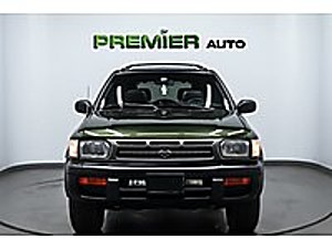 PREMİER AUTO DAN FULL REVİZYONLU FULL MEKANİK BAKIMLI  EMSALSİZ Nissan Pathfinder 3.3 V6