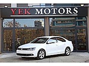YEK MOTORS 2013 VOLKSWAGEN JETTA 1.6 TDİ COMFORTLİNE Volkswagen Jetta 1.6 TDi Comfortline