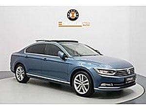 ORTAKLAR AUTO DAN PASSAT HİGHLİNE MASAJ HAYALET ISITMA SUNROOF Volkswagen Passat 1.6 TDi BlueMotion Highline