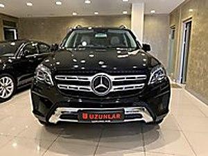 BAYİ 2017 MERCEDES GLS 350d - HARMAN KARDON - SOĞUTMA 360 KAMERA Mercedes - Benz GLS 350 D