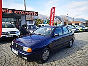 1997 MODEL 100 LÜK POLO Volkswagen Polo 1.6 Classic