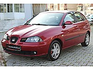SUNGUROGLUNDAN 2004 İBİZA 1.4 DİZEL DİJİTAL KLİMALI ORJİNAL Seat Ibiza 1.4 TDI Signo