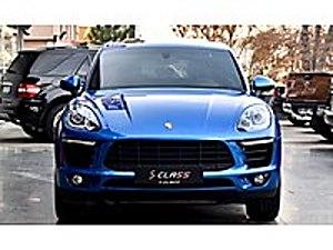 SCLASS  dan 2015 MACAN 2.0 BAYİ SOĞUTMA ARKA KLİMA FULL Porsche Macan 2.0