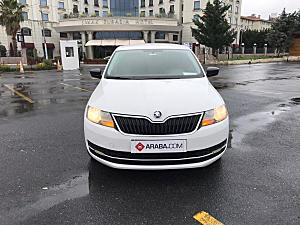 2013 Model 2. El Skoda Rapid 1.2 Active - 80000 KM