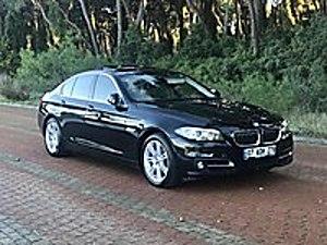 2014  BMW  525d xDRİVE  BAYİ  HAFIZA BMW 5 Serisi 525d xDrive  xDrive