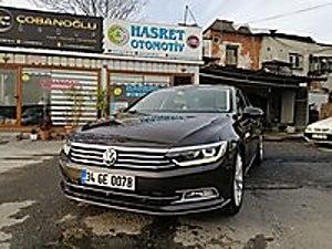 2015 VW PASSAT 1.6TDI BMT 120 BG-ÖN ARKA KAMERA-R LİNE-CAM TAVAN VOLKSWAGEN PASSAT 1.6 TDI BLUEMOTION HIGHLINE