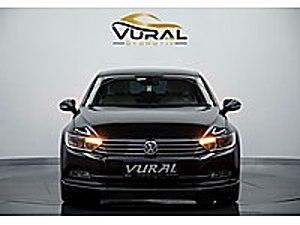 VURAL OTOMOTİV DEN 35 000 DE PASSAT LONDON JANT SİYAH A BEJ Volkswagen Passat 1.6 TDi BlueMotion Comfortline