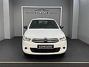 ÇANKARA OTOMOTİV DEN 1 6 HDİ 2016 C-ELYSEE ATTRACTİON SRVS BAKIM Citroën C-Elysée 1.6 HDi  Attraction