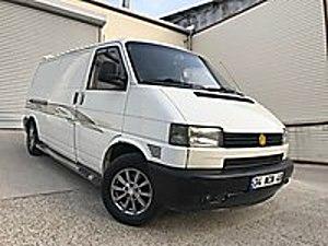 CESUR OTOMOTİVDEN 1999 MODEL WOLKSVAGEN TRANSPORTER HATASIZ Volkswagen Transporter 2.4