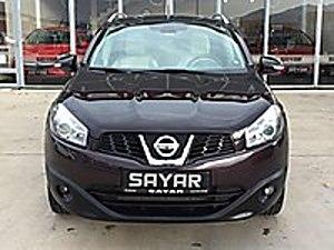 SAYAR  2012 QASHQAİ 1.5 dCİ BLACK EDİTİON CAM TAVAN-63.000 KM DE Nissan Qashqai 1.5 dCi Black Edition