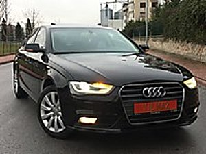 YILMAZ OTOMOTİV 2014 ORJİNAL AUDİ A4 2.0TDİ SUNROOF ISITMA DERİ  Audi A4 A4 Sedan 2.0 TDI