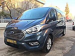 ADIYAMAN OTO    2018 CUSTOM 8 1 OTOMOBİL OTOMATİK TİT. PLS Ford Tourneo Custom 2.0 EcoBlue 320 S Titanium Plus
