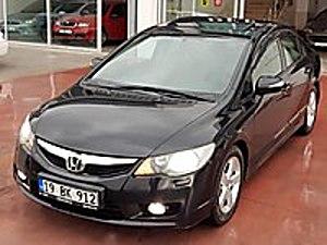 2010 MODEL HONDA CİVİC 1.6 İ-VTEC ELEGANCE MODELİ FULL OTOMATİK Honda Civic 1.6i VTEC Elegance