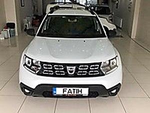 2018-DUSTER 1.5DCİ COMFORT 4X4 SADECE 70.BİNDE KUSURSUZ Dacia Duster 1.5 dCi Comfort