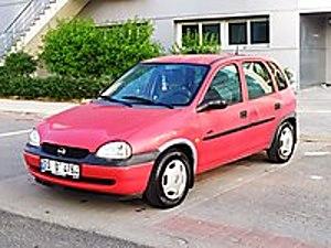 98 MODEL OPEL CORSA 1.4 GLS 16V ORJİNAL 55.000 BİN KM DE TEK EL Opel Corsa 1.4 GLS