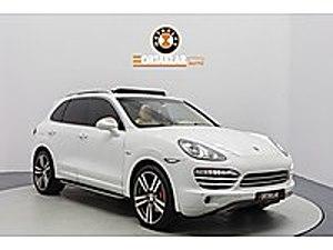 ORTAKLAR AUTO DAN CAYENNE 3.0 DİZEL BOYASIZ DEĞİŞENSİZ TRAMERSİZ Porsche Cayenne 3.0 Diesel