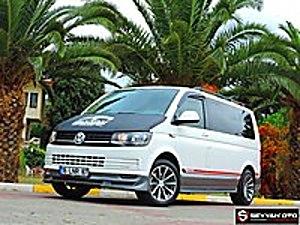 SEYYAH OTO 2015 Otomatik Vip Transporter Edition Kısa 140lık Volkswagen Transporter 2.0 TDI City Van Comfortline