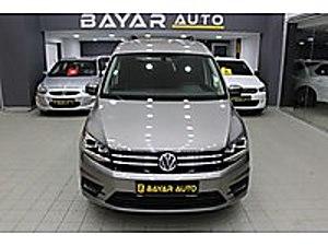 BAYAR AUTO DAN SIFIR KM WOLKSWAGEN CADDY EN DOLUSU EXSTRALI Volkswagen Caddy 2.0 TDI Exclusive