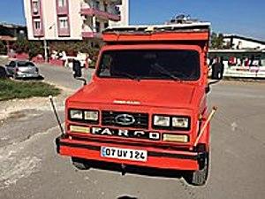AKIN OTO DAN 1992 MODEL DODGE AS 250 AÇIK AHŞAP KASA Dodge AS 250