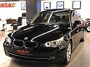TRTEK 54.000 kmde HATASIZ KOSİFLER ÇIKIŞLI EMSALSİZ TEMİZLİKTE BMW 5 Serisi 520d Premium