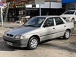 ERDOĞANLAR DAN 1995 MODEL 1.6 FORD ESCORT KLİMALI Ford Escort 1.6 CLX